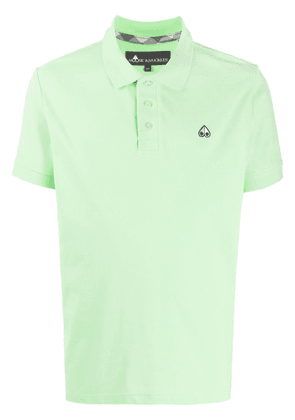 Moose Knuckles short sleeved polo shirt - Green