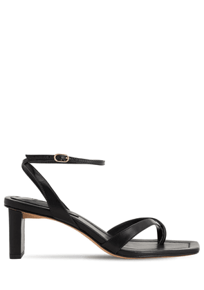 55mm Nelly Leather Sandals