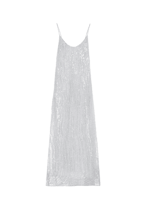 Exclusive to Mytheresa – Lumière sequined maxi dress