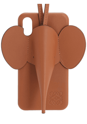 Leather Iphone X/xs Case