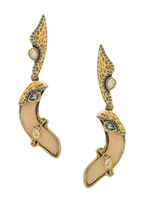 Camila Klein Natural Orgânico earrings - GOLD