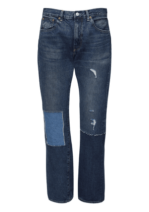 Levi's 501 Patch Cotton Denim Jeans