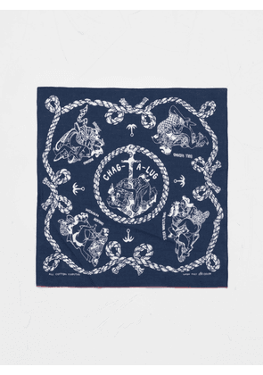 Kapital Sneak Anchor Bandana Navy