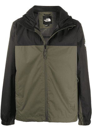 The North Face Venture II colour-block jacket - Green