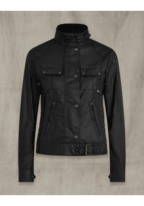Belstaff GANGSTER JACKET Black UK 4 /