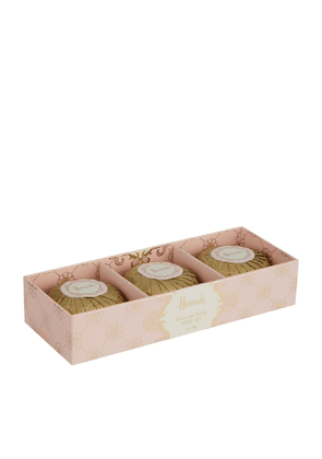 Harrods English Rose Soap Set (Set of 3)