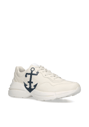 Gucci Anchor Rhython Sneakers