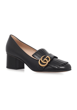 Gucci Leather Marmont Pumps 55
