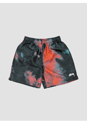 Stüssy Dark Dye Water Short Black
