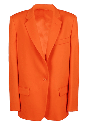 Attico Blazer in Orange