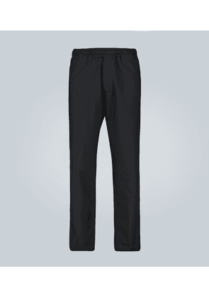 Lightweight elasticated pants