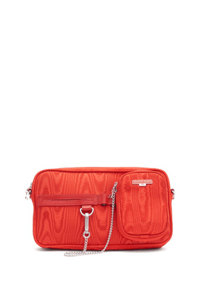 Marine Serre - Multi-pocket And Chain Belt Bag - Womens - Red