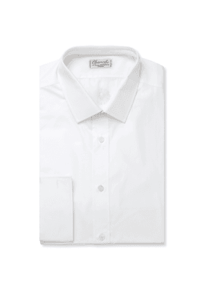 Charvet - White Slim-Fit Cotton Shirt - Men - White