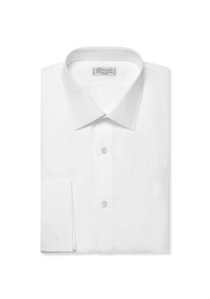 Charvet - White Double-Cuff Cotton Shirt - Men - White