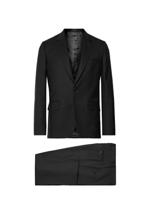 Paul Smith - Grey A Suit To Travel In Soho Slim-Fit Wool Suit - Men - Black