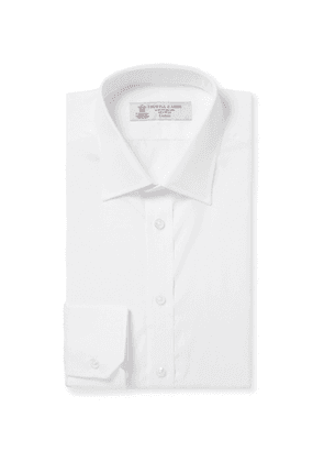 Turnbull & Asser - White Cotton Shirt - Men - White