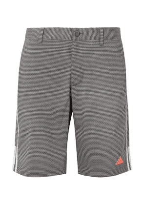 Adidas Golf - Ripstop-dobby Golf Shorts - Gray
