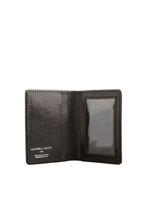 Maxwell Scott Bags Vallata Travel Card Holder