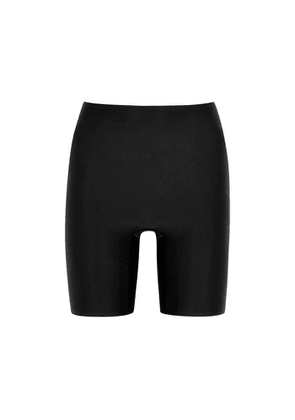Chantelle Soft Stretch Black High-rise Shorts