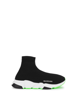 Balenciaga Speed Black Stretch-knit Sneakers