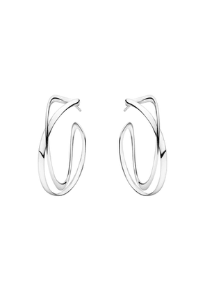 Georg Jensen Infinity Earhoops Large