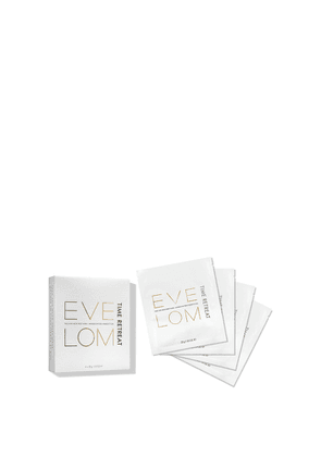 Eve Lom Time Retreat Sheet Mask - Set Of 4