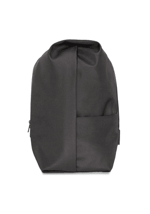 Côte & ciel Sormonne Black Ecoyarn Backpack