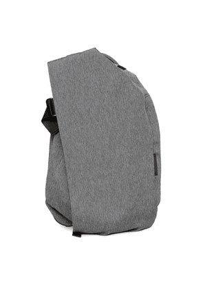 Côte & ciel Isar Large Black Melange Ecoyarn Backpack