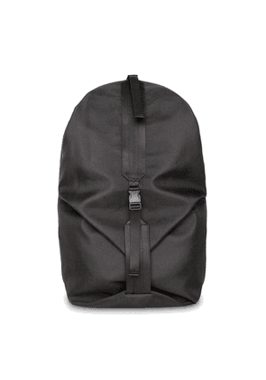 Côte & ciel Oril Large Black Ecoyarn Backpack
