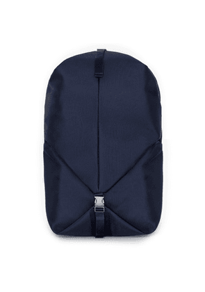 Côte & ciel Oril Small Blue Ballistic Backpack