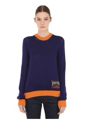 Logo Cashmere Sweater