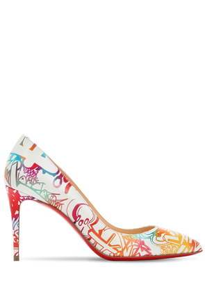 85mm Pigalle Follies Leather Pumps