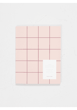 Notem Uma Flat Lay Notebook Rose