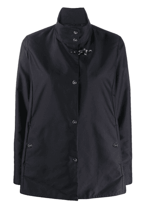 Fay button-up jacket - Blue