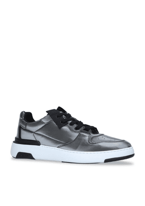 Givenchy Wing Holographic Sneakers