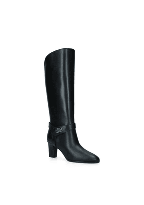 Givenchy Leather Eden Knee High Boots 70