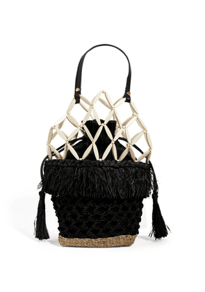 Aranaz Lambat Bucket Bag
