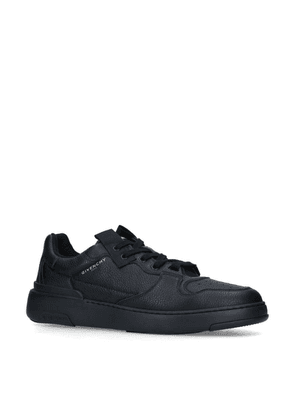 Givenchy Leather Wing Low-Top Sneakers