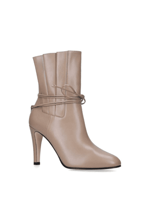 Gucci Pleated Indya Boots 95