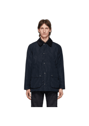 Barbour Navy Bedale Tech Casual Jacket