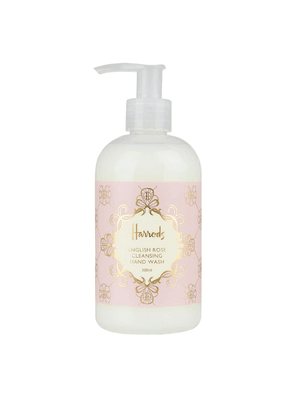 Harrods English Rose Hand Wash