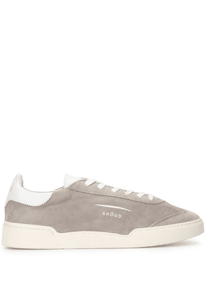Ghoud low lace-up sneakers - Grey