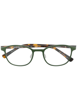 Etnia Barcelona square shaped glasses - Green