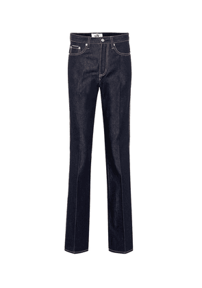 Oregon Raw flared jeans