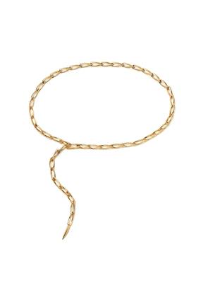 Gold Trapeze Chain Belt