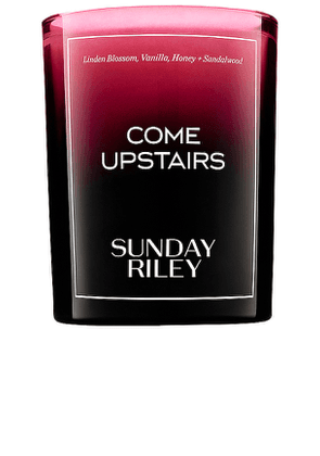 Sunday Riley Come Upstairs Massage Candle in Beauty: NA.