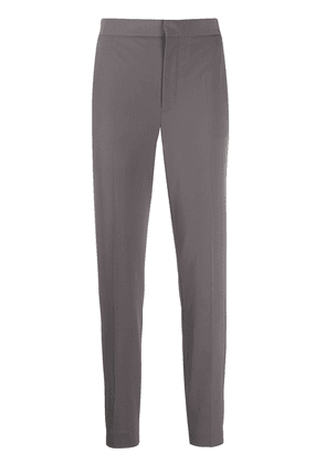 Maison Margiela stitching detail tailored trousers - Grey