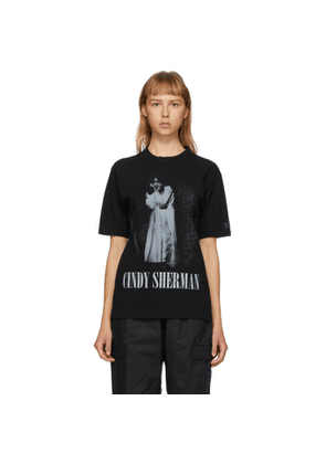 Undercover Black Cindy Sherman Edition Scared Girl T-Shirt