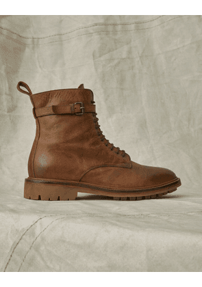Belstaff FINLEY BOOT Brown UK 3 /