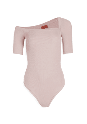 Alix Harring Thong Bodysuit